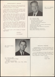 Page 17, 1958 Edition, Crossett High School - Termite Yearbook (Crossett, AR) online yearbook collection