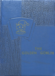 1954 Edition, Harrison High School - Golden Goblin Yearbook (Harrison, AR)