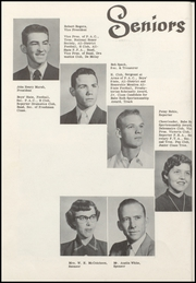 Page 12, 1954 Edition, Harrison High School - Golden Goblin Yearbook (Harrison, AR) online yearbook collection