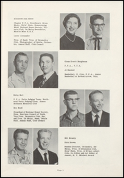 Page 13, 1954 Edition, Harrison High School - Golden Goblin Yearbook (Harrison, AR) online yearbook collection