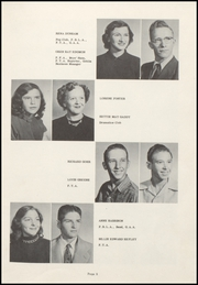 Page 15, 1954 Edition, Harrison High School - Golden Goblin Yearbook (Harrison, AR) online yearbook collection