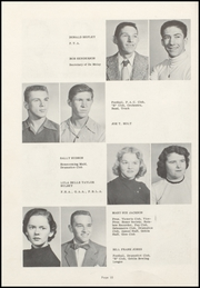 Page 16, 1954 Edition, Harrison High School - Golden Goblin Yearbook (Harrison, AR) online yearbook collection
