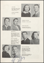 Page 17, 1954 Edition, Harrison High School - Golden Goblin Yearbook (Harrison, AR) online yearbook collection