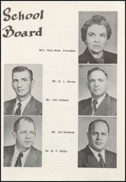 Page 7, 1954 Edition, Harrison High School - Golden Goblin Yearbook (Harrison, AR) online yearbook collection