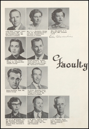 Page 9, 1954 Edition, Harrison High School - Golden Goblin Yearbook (Harrison, AR) online yearbook collection