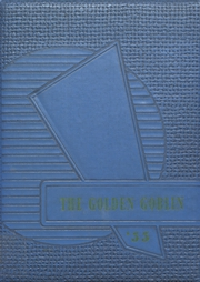 1955 Edition, Harrison High School - Golden Goblin Yearbook (Harrison, AR)