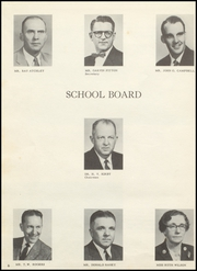 Page 10, 1958 Edition, Harrison High School - Golden Goblin Yearbook (Harrison, AR) online yearbook collection