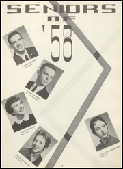 Page 15, 1958 Edition, Harrison High School - Golden Goblin Yearbook (Harrison, AR) online yearbook collection