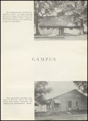Page 9, 1958 Edition, Harrison High School - Golden Goblin Yearbook (Harrison, AR) online yearbook collection