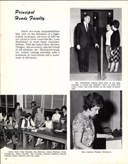 Page 12, 1967 Edition, Harrison High School - Golden Goblin Yearbook (Harrison, AR) online yearbook collection