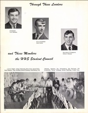 Page 14, 1967 Edition, Harrison High School - Golden Goblin Yearbook (Harrison, AR) online yearbook collection