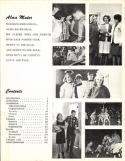 Page 7, 1967 Edition, Harrison High School - Golden Goblin Yearbook (Harrison, AR) online yearbook collection
