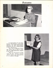 Page 8, 1967 Edition, Harrison High School - Golden Goblin Yearbook (Harrison, AR) online yearbook collection