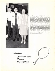 Page 9, 1967 Edition, Harrison High School - Golden Goblin Yearbook (Harrison, AR) online yearbook collection