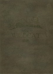 Page 1, 1928 Edition, North Little Rock High School - Wildcat Yearbook (North Little Rock, AR) online yearbook collection