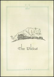 Page 10, 1928 Edition, North Little Rock High School - Wildcat Yearbook (North Little Rock, AR) online yearbook collection