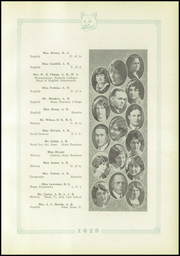 Page 17, 1928 Edition, North Little Rock High School - Wildcat Yearbook (North Little Rock, AR) online yearbook collection