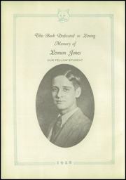 Page 8, 1928 Edition, North Little Rock High School - Wildcat Yearbook (North Little Rock, AR) online yearbook collection