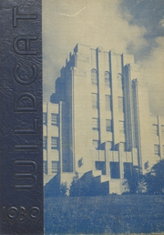 Page 1, 1939 Edition, North Little Rock High School - Wildcat Yearbook (North Little Rock, AR) online yearbook collection