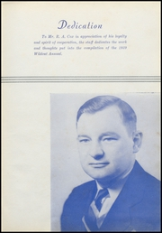 Page 11, 1939 Edition, North Little Rock High School - Wildcat Yearbook (North Little Rock, AR) online yearbook collection