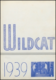Page 9, 1939 Edition, North Little Rock High School - Wildcat Yearbook (North Little Rock, AR) online yearbook collection