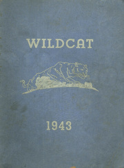 North Little Rock High School - Wildcat Yearbook (North Little Rock, AR) online yearbook collection, 1943 Edition, Page 1