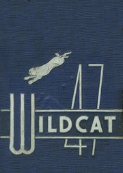 North Little Rock High School - Wildcat Yearbook (North Little Rock, AR) online yearbook collection, 1947 Edition, Page 1