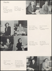 Page 15, 1949 Edition, North Little Rock High School - Wildcat Yearbook (North Little Rock, AR) online yearbook collection