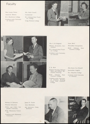 Page 17, 1949 Edition, North Little Rock High School - Wildcat Yearbook (North Little Rock, AR) online yearbook collection