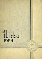 Page 1, 1954 Edition, North Little Rock High School - Wildcat Yearbook (North Little Rock, AR) online yearbook collection