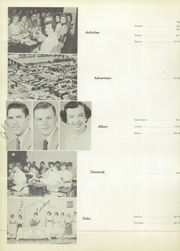 Page 10, 1954 Edition, North Little Rock High School - Wildcat Yearbook (North Little Rock, AR) online yearbook collection
