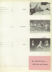 Page 11, 1954 Edition, North Little Rock High School - Wildcat Yearbook (North Little Rock, AR) online yearbook collection