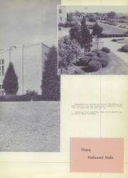 Page 13, 1954 Edition, North Little Rock High School - Wildcat Yearbook (North Little Rock, AR) online yearbook collection