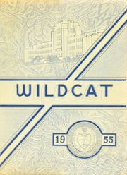 Page 1, 1955 Edition, North Little Rock High School - Wildcat Yearbook (North Little Rock, AR) online yearbook collection