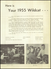Page 9, 1955 Edition, North Little Rock High School - Wildcat Yearbook (North Little Rock, AR) online yearbook collection
