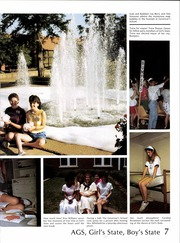 Page 11, 1988 Edition, Wilbur D Mills High School - Comet Yearbook (Little Rock, AR) online yearbook collection