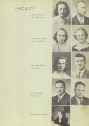 Page 15, 1948 Edition, Conway High School - Wampus Cat Yearbook (Conway, AR) online yearbook collection