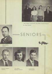 Page 17, 1948 Edition, Conway High School - Wampus Cat Yearbook (Conway, AR) online yearbook collection