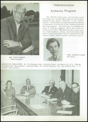 Page 10, 1960 Edition, Conway High School - Wampus Cat Yearbook (Conway, AR) online yearbook collection