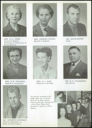 Page 13, 1960 Edition, Conway High School - Wampus Cat Yearbook (Conway, AR) online yearbook collection