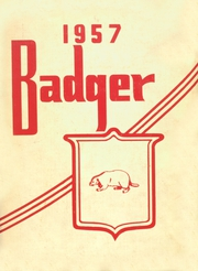 Page 1, 1957 Edition, Beebe High School - Badger Yearbook (Beebe, AR) online yearbook collection