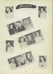Page 13, 1947 Edition, Springdale High School - Bulldog Yearbook (Springdale, AR) online yearbook collection