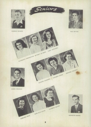 Page 14, 1947 Edition, Springdale High School - Bulldog Yearbook (Springdale, AR) online yearbook collection