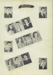 Page 15, 1947 Edition, Springdale High School - Bulldog Yearbook (Springdale, AR) online yearbook collection