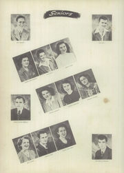 Page 16, 1947 Edition, Springdale High School - Bulldog Yearbook (Springdale, AR) online yearbook collection