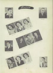 Page 17, 1947 Edition, Springdale High School - Bulldog Yearbook (Springdale, AR) online yearbook collection
