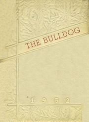 Page 1, 1952 Edition, Springdale High School - Bulldog Yearbook (Springdale, AR) online yearbook collection