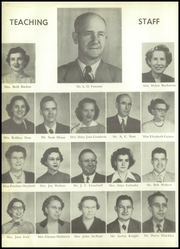 Page 10, 1952 Edition, Springdale High School - Bulldog Yearbook (Springdale, AR) online yearbook collection