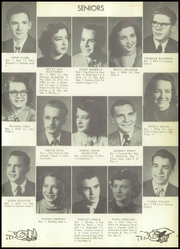 Page 13, 1952 Edition, Springdale High School - Bulldog Yearbook (Springdale, AR) online yearbook collection