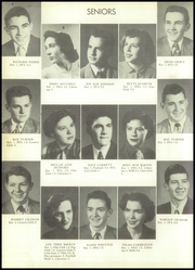 Page 14, 1952 Edition, Springdale High School - Bulldog Yearbook (Springdale, AR) online yearbook collection